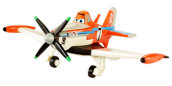 Giocattolo Disney Planes 2 Dusty Mattel
