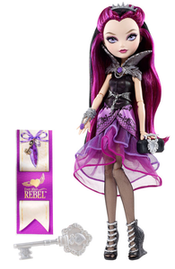 Giocattolo Ever After High. Raven Queen Ribelle Mattel 0