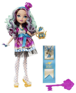 Giocattolo Ever After High. Madeline Hatter Ribelle Mattel