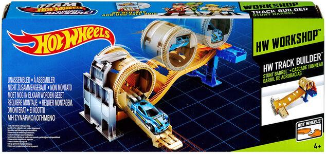 Giocattolo Hot Wheels: Accessorio Barile Acrobatio Hot Wheels 0