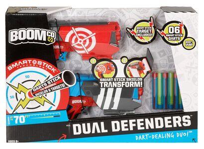 Giocattolo Boomco. Dual Defenders Mattel Mattel