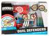 Giocattolo Boomco. Dual Defenders Mattel Mattel 0