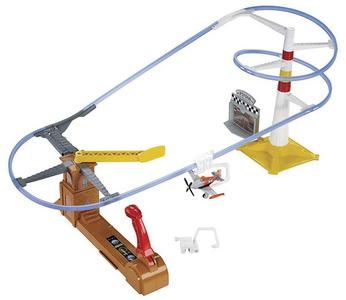 Giocattolo Planes Pista di Volo Mattel