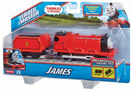 Giocattolo Veicolo Trackmaster. James Mattel 0