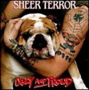 Ugly and Proud - CD Audio di Sheer Terror