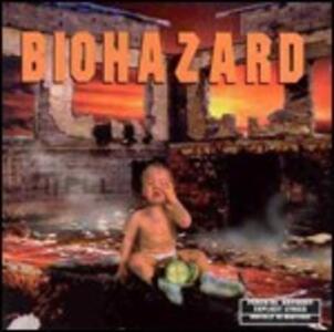 Biohazard - CD Audio di Biohazard