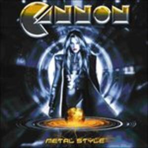 Metal Style - CD Audio di Cannon
