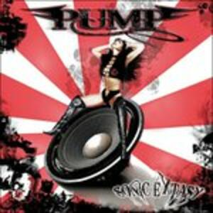 Sonic Extasy - CD Audio di Pump