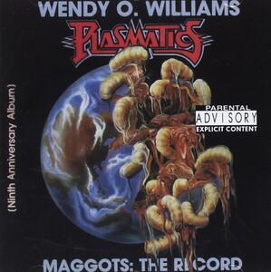 Maggots. The Record - CD Audio di Plasmatics