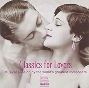 Classics For Lovers - CD Audio