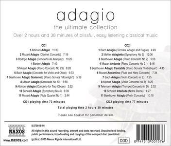 Adagio - CD Audio - 2