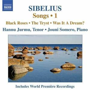 Songs vol.1 - CD Audio di Jean Sibelius