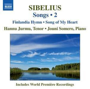 Lieder vol.2 - CD Audio di Jean Sibelius