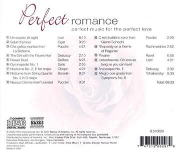 Perfect Romance - CD Audio