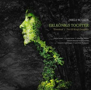Elverskud op.30 Cantata drammatica - Vinile LP di Lars Ulrik Mortensen,Niels Wilhelm Gade,Danish National Vocal Ensemble