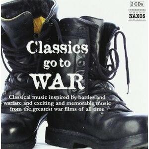 Classic to Go War (Colonna Sonora) - CD Audio