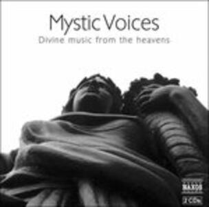 Mystic Voices.Divine Musi - CD Audio