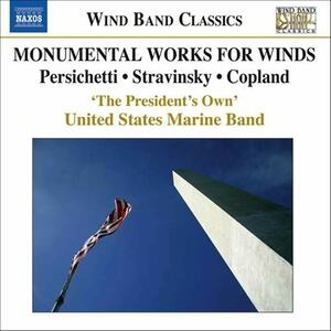 Monumental Works for Winds - CD Audio