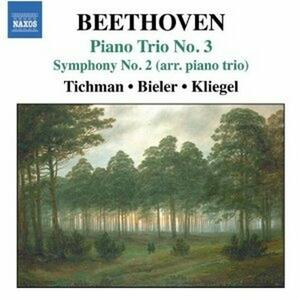 Trii vol.3 - CD Audio di Ludwig van Beethoven,Xyron Trio