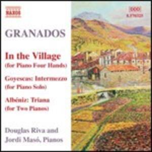 Opere per pianoforte vol.10 - CD Audio di Enrique Granados