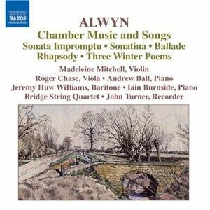 Sonata - Impromptu - Sonatina - Ballade - Melodie - Ciaccona per Tom - 3 Poemi d'Inverno - CD Audio di William Alwyn