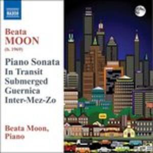 Piano Sonata - in Transit - CD Audio