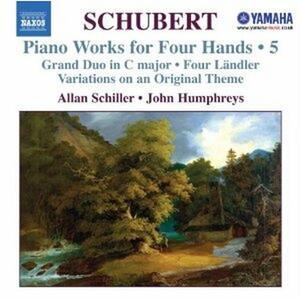 Opere per 2 pianoforti vol.5 - CD Audio di Franz Schubert