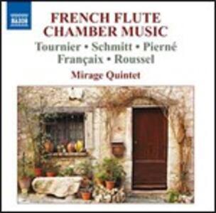 Musica francese da camera per flauto - CD Audio