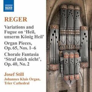 Opere per organo vol.9 - CD Audio di Max Reger,Josef Still