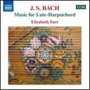 Musica per Lautenwerke - CD Audio di Johann Sebastian Bach