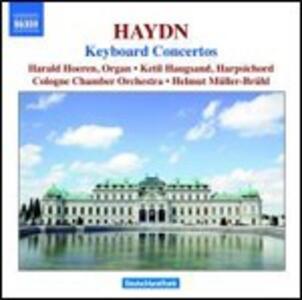 Concerti per tastiera - CD Audio di Franz Joseph Haydn