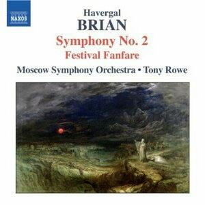 Sinfonia n.2 - Festival Fanfare - CD Audio di Havergal Brian