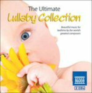 Ultimate Lullaby Collecti - CD Audio