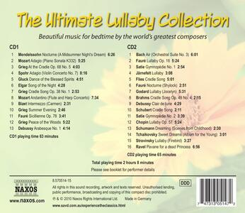 Ultimate Lullaby Collecti - CD Audio - 2