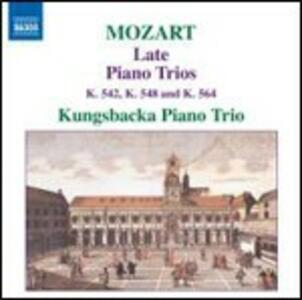 Trii con pianoforte vol.2 - CD Audio di Wolfgang Amadeus Mozart,Kungsbacka Trio