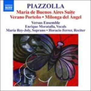 Buenos Aires Suite - CD Audio di Astor Piazzolla
