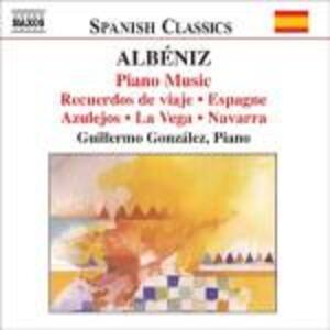 Opere per pianoforte vol.2 - CD Audio di Isaac Albéniz