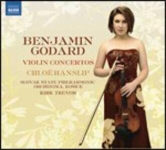 Concerti per violino - Scene poetiche op.46 - CD Audio di Chloë Hanslip,Benjamin Godard