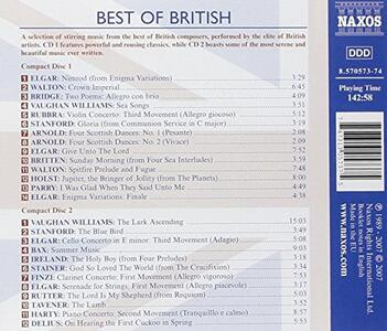Best of British - CD Audio