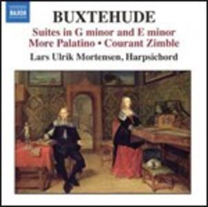 Opere per clavicembalo vol.2 - CD Audio di Dietrich Buxtehude,Lars Ulrik Mortensen