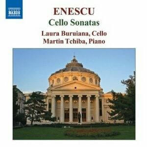 Sonate per violoncello - CD Audio di George Enescu