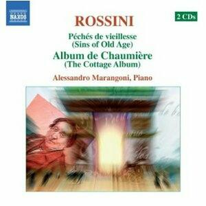 Musica per pianoforte vol.1 - CD Audio di Gioachino Rossini