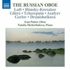 The Russian Oboe - CD Audio di Ivan Paisov