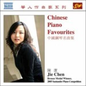 Piano Favourites - CD Audio