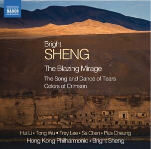 Opere orchestrali - CD Audio di Bright Sheng