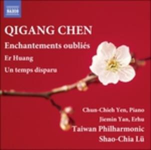 Enchantements oubliés - Er Huang - CD Audio di Qigang Chen