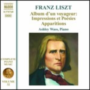 Opere per pianoforte vol.32 - CD Audio di Franz Liszt