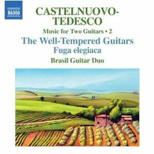 Musica per 2 chitarre vol.2 - CD Audio di Mario Castelnuovo-Tedesco