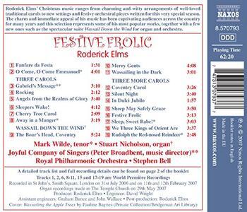 Festive Frolic - CD Audio di Joyful Company of Singers