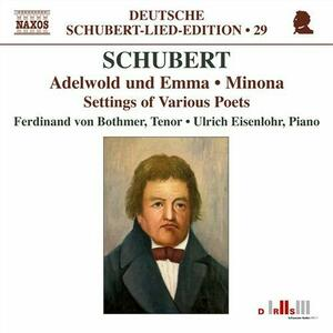 Lied Edition vol.29 - CD Audio di Franz Schubert